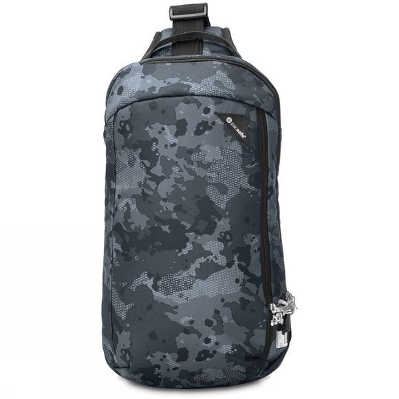 Pacsafe Anti-Diefstal Vibe 325 Donkergrijs/Assortiment Camouflage
