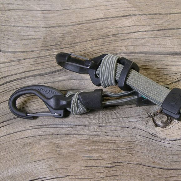 Divers Knotbone Adjustable Flat Bungee