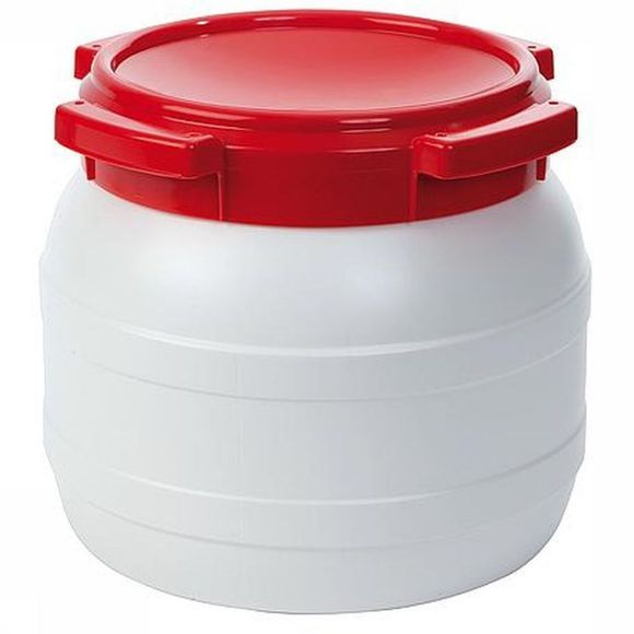 No Label Acc Kayak Waterkluisje 10,4 L Blanc/Rouge Moyen