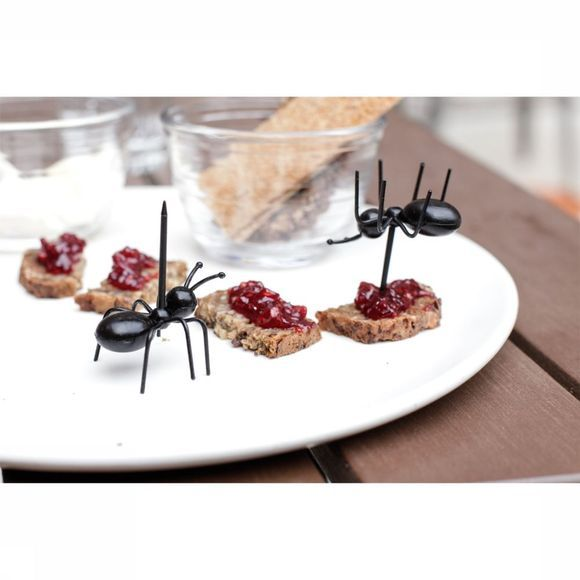 Gadget Worker Ant Party Picks Set Of 20