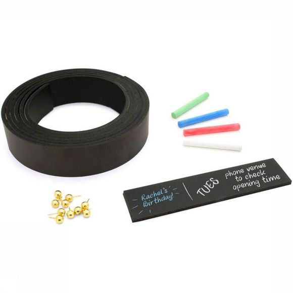 Luckies Gadget My Time Chalk Tape black