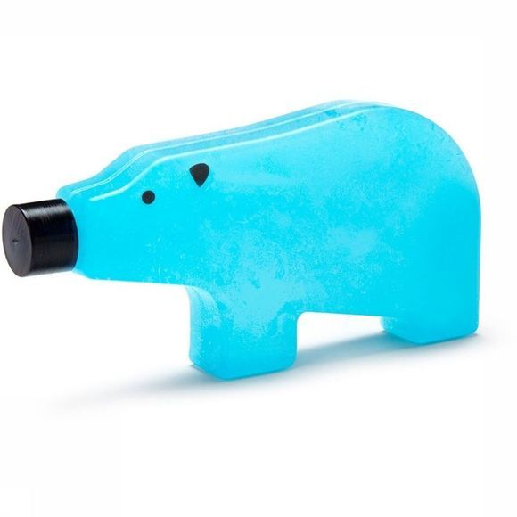 Monkey Business Gadget Blue Bear Cub Ice Pack light blue/black