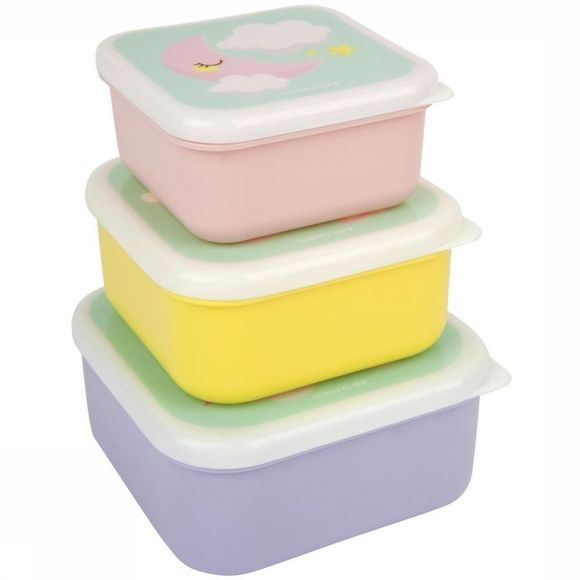 Sunnylife Kids Nested Containers Wonderland Set Of 3 Assortiment