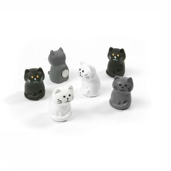 Trendform Gadget Cat Magneten Assortiment