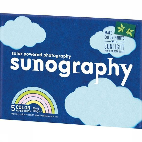 Noted Gadget Sunography Colour Cards Geen kleur