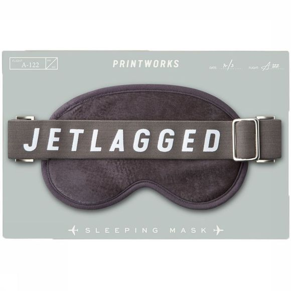 PRI Gadget Eye Mask mid grey