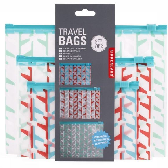 Gadget Travel Bags Set Of 3
