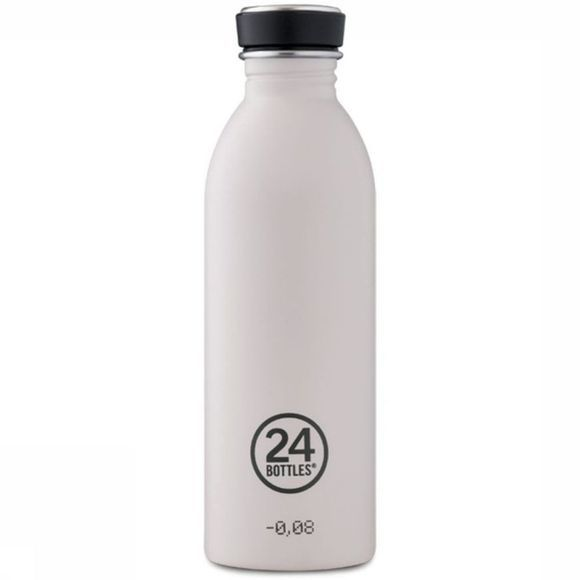 24Bottles Drinking Bottle Urban Bottle 500ml off white