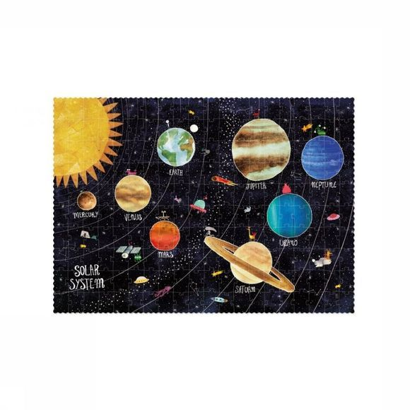 Londji Spel Discover The Planets Puzzle Geen kleur