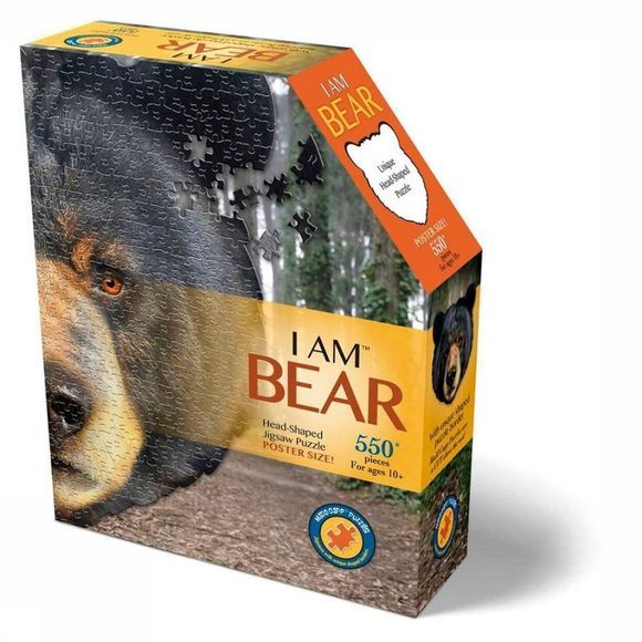 Madd Capp Spel I Am Bear Puzzle 550Pcs Pas de couleur