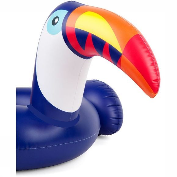 Sunnylife Speelgoed Kiddy Float Toucan Donkerblauw/Assortiment