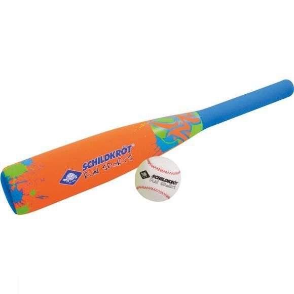 Schildkröt Jouets Baseball Set Orange/Bleu Moyen