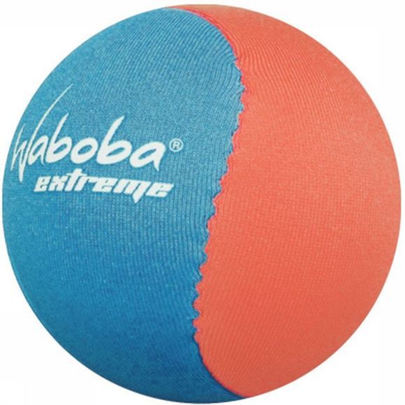 Waboba Speelgoed Extreme Brights Donkerblauw/Middenrood