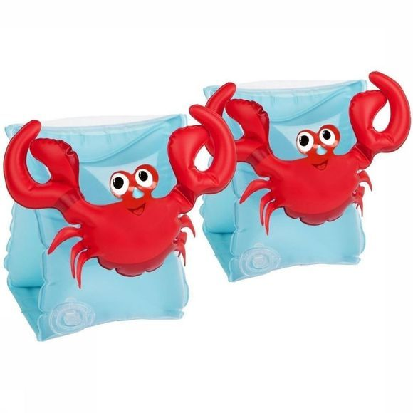 Sunnylife Speelgoed Float Bands Crabby Middenrood