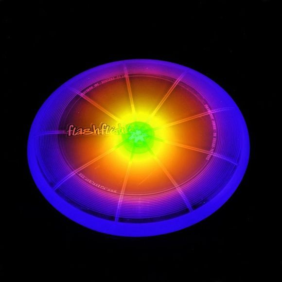 Toys Flashlight Jr. Light-Up Flying Disc
