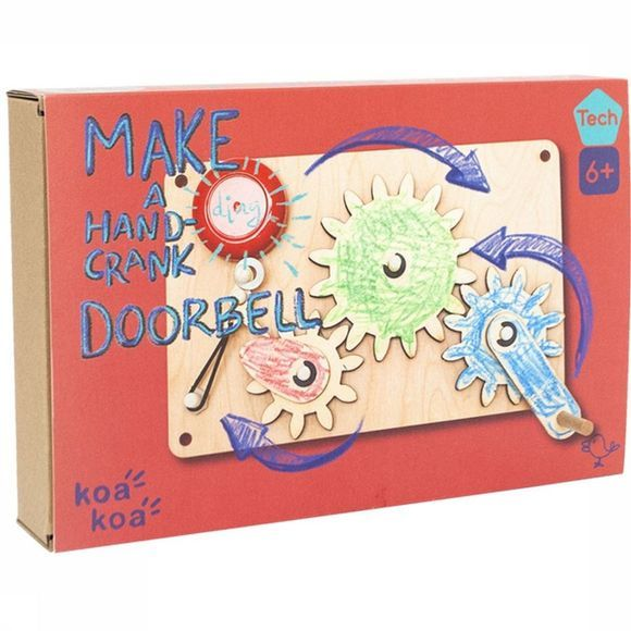 Koa Koa Toys Make A Doorbell No Colour