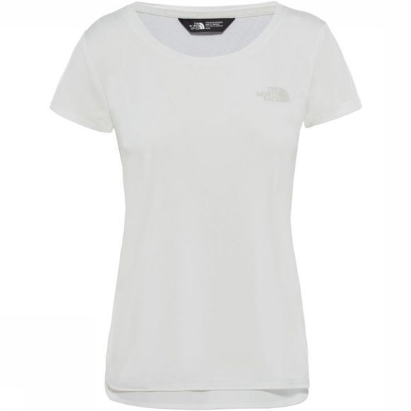 The North Face T-Shirt Inlux Ss Wit