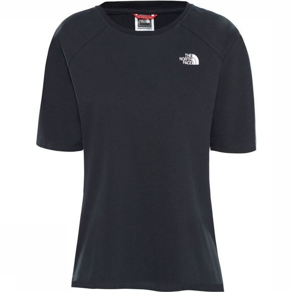 The North Face T-Shirt Premium Simple Dome Zwart