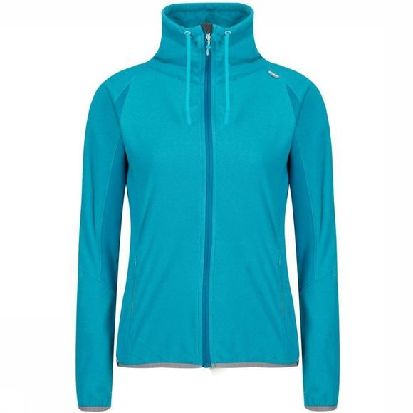 Regatta Fleece Wmns Mons III Petrol