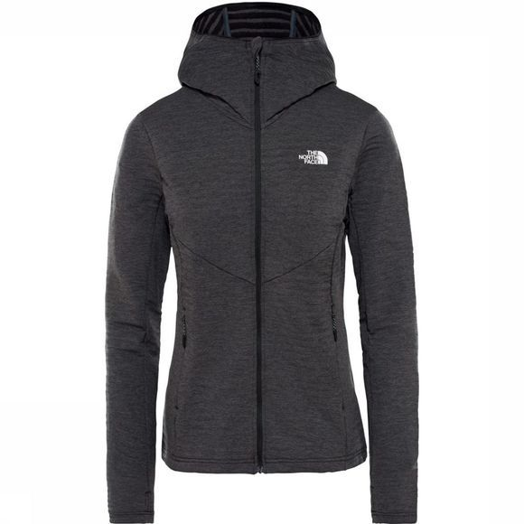 The North Face Fleece Impendor Light Hoody Zwart