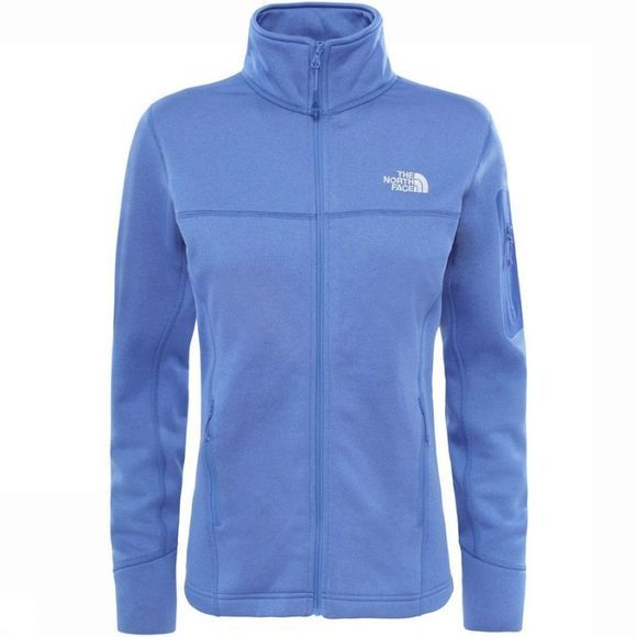 The North Face Polaire Kyoshi Bleu Moyen