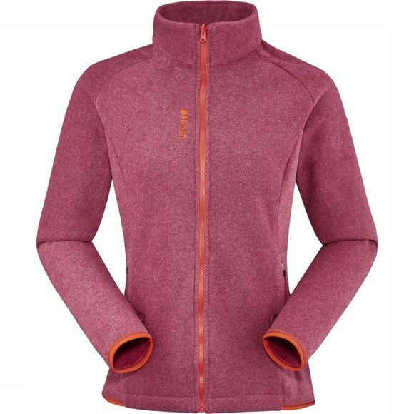 Lafuma Fleece Alps Donkerrood