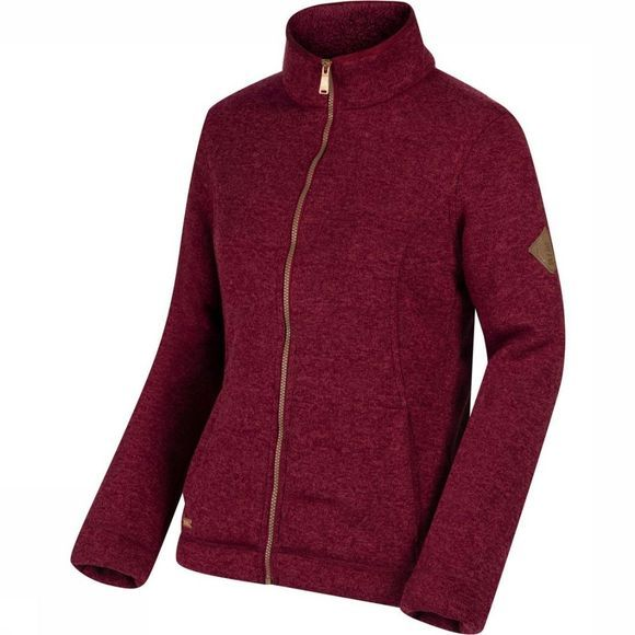 Regatta Fleece Raneisha Donkerrood