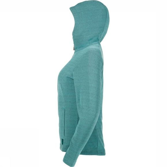 Sprayway Fleece Sarma Hoody Lichtgroen