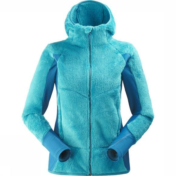 Eider Fleece Kembla light blue