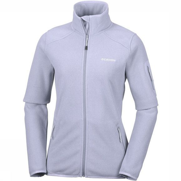 Columbia Fleece Outdoor Novelty Middengrijs