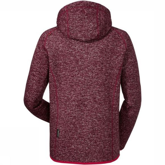 Schöffel Fleece Aberdeen Bordeaux