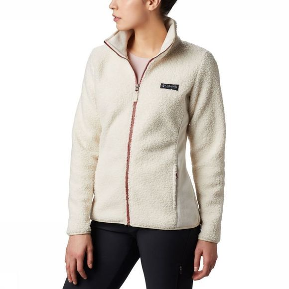 Columbia Polaire Panorama Full Zip Ecru
