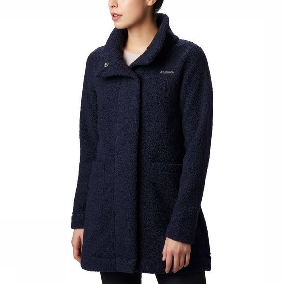 Columbia Fleece Panorama Long Donkerblauw