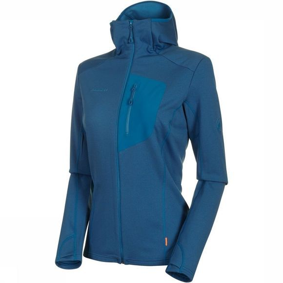 Mammut Fleece Aconcagua Light Middenblauw