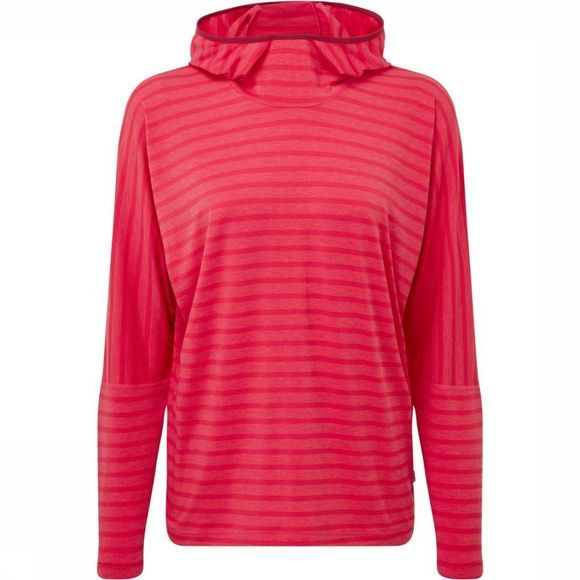 Mountain Equipment Pullover Groundup Fuchsia