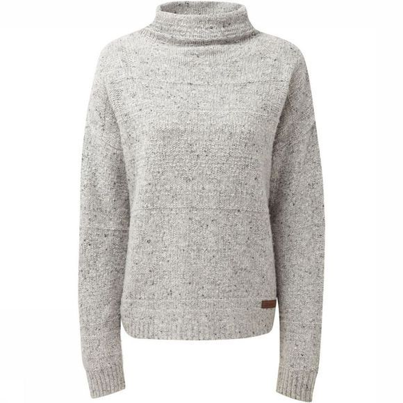 Sherpa Pull Yuden Gris Clair