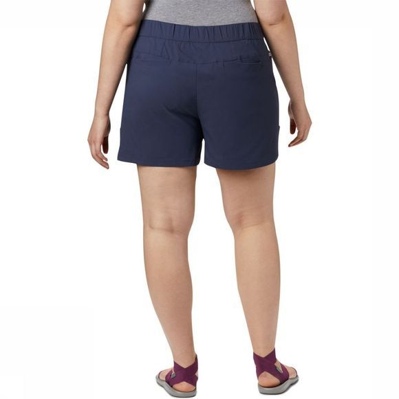 Columbia Short Firwood Camp II Donkerblauw