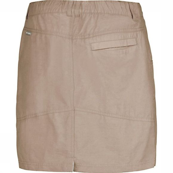 Columbia Skort Arch Cape III Brun Sable/Exceptions