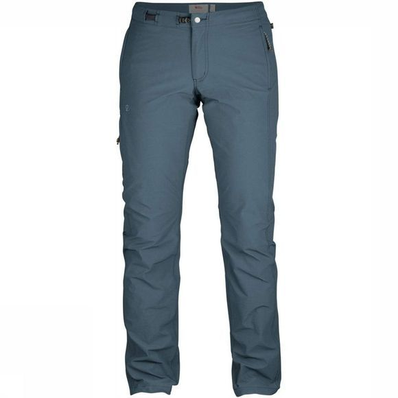 Fjällräven Broek High Coast Trail Middenblauw