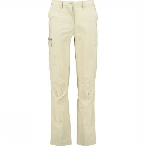 Ayacucho Pantalon Equator Stretch Brun Sable