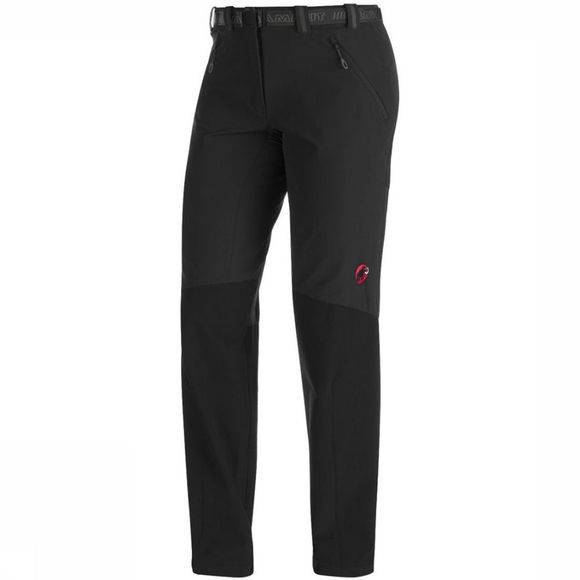 Mammut Trousers Courmayeur SO Long black