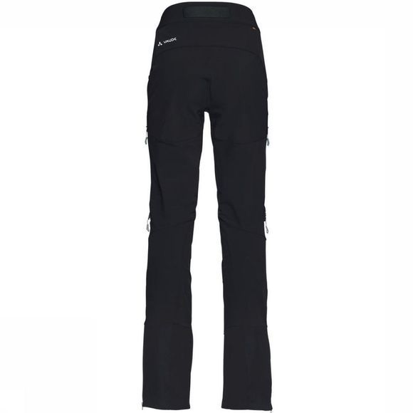 Vaude Trousers Shuksan Hybrid Medium Black