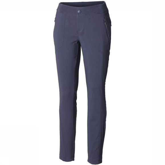 Columbia Broek Bryce Canyon Regular Donkerblauw