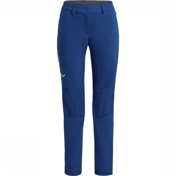 Salewa Trousers Puez Orval II Dst blue