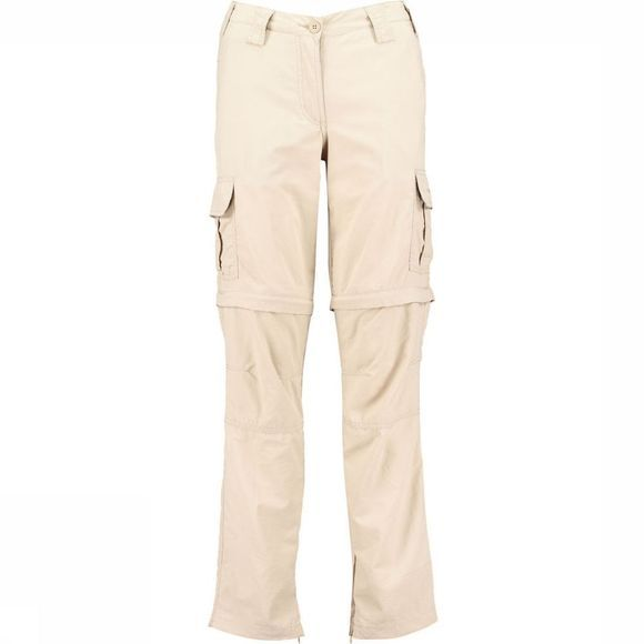 Ayacucho Trousers Naryn II Zip-Off sand