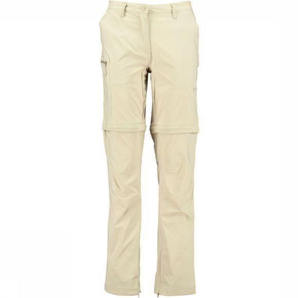 Ayacucho Broek Equator Zip-Off Stretch Zandbruin