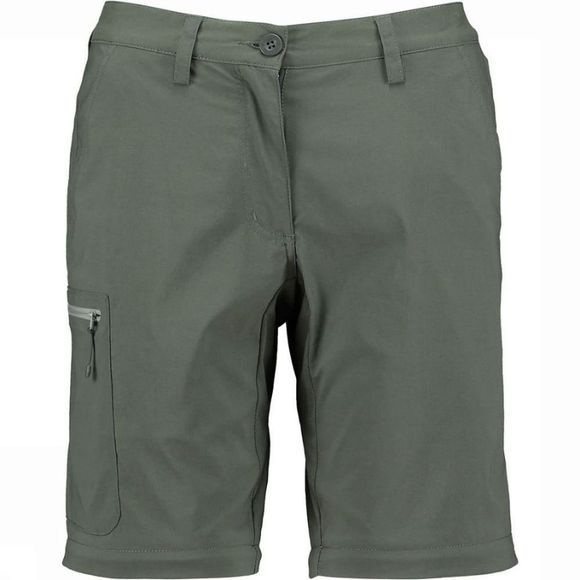 Ayacucho Pantalon Equator Zip-Off Stretch Gris Foncé