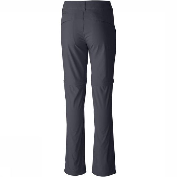 Columbia Broek Saturday Trail II Convertible Long Donkerblauw