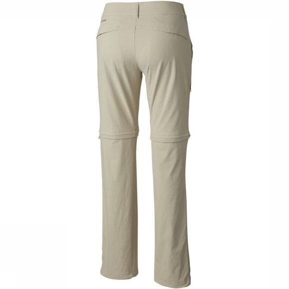 Columbia Broek Saturday Trail II Convertible Long Zandbruin