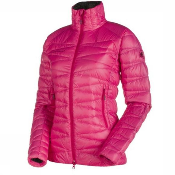 Mammut Donsjas Miva Light In Fuchsia